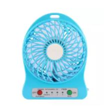 Mini Portable Handheld Usb Fan Powered Charged