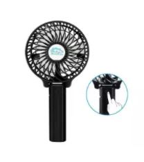 Mini Handheld Foldable Portable Cooling Fan With Usb Rechargeable