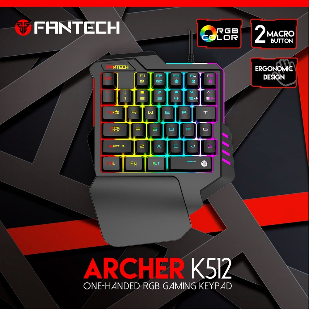 Fantech Archer K512 Gaming Keyboard