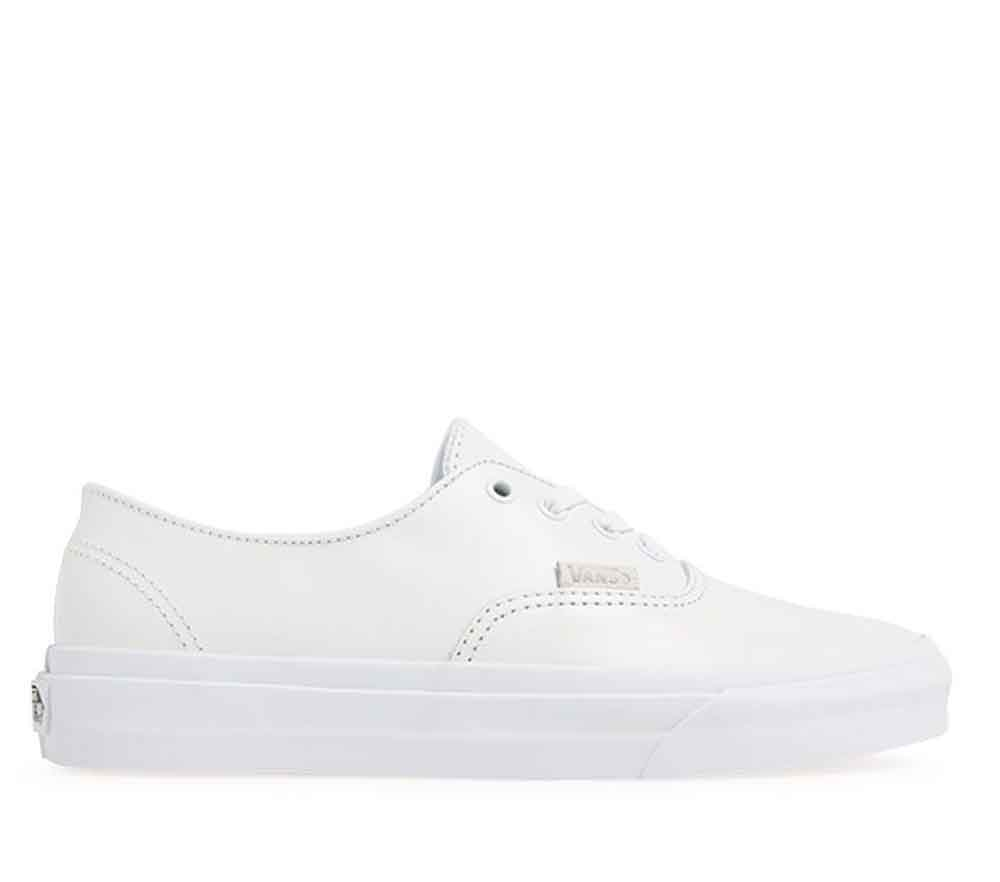 Vans Authentic Decon Dx(Smooth Leather) True White 7121