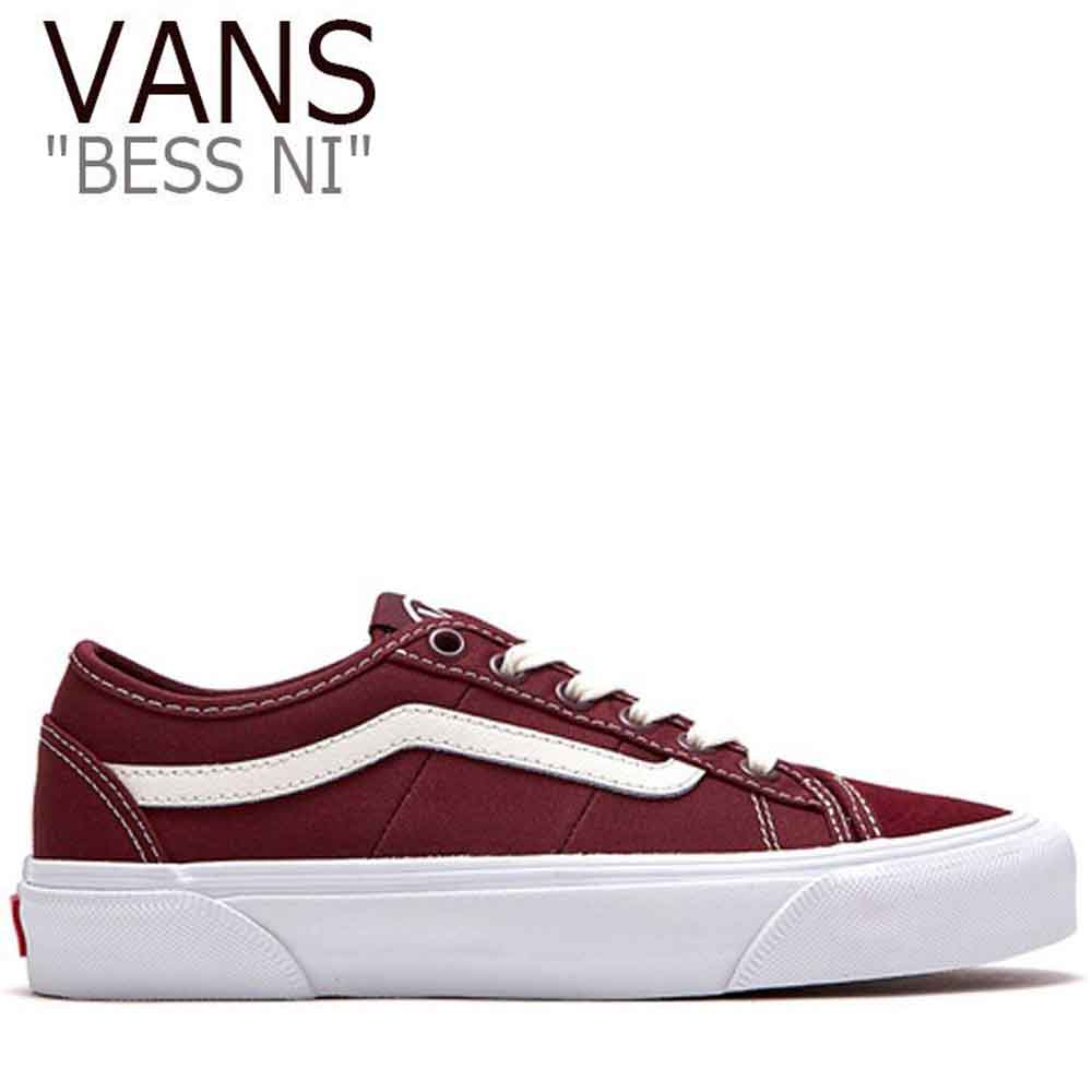 Vans Ua Bess Ni(Canvas/Suede) Andorra/Marshmallow 9207