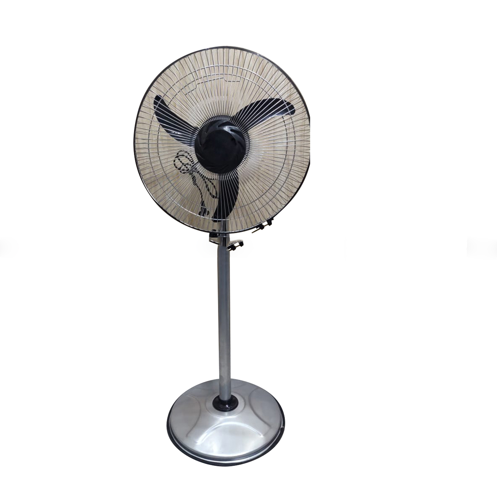 Milda High Speed Bullet Fan - Metal Body