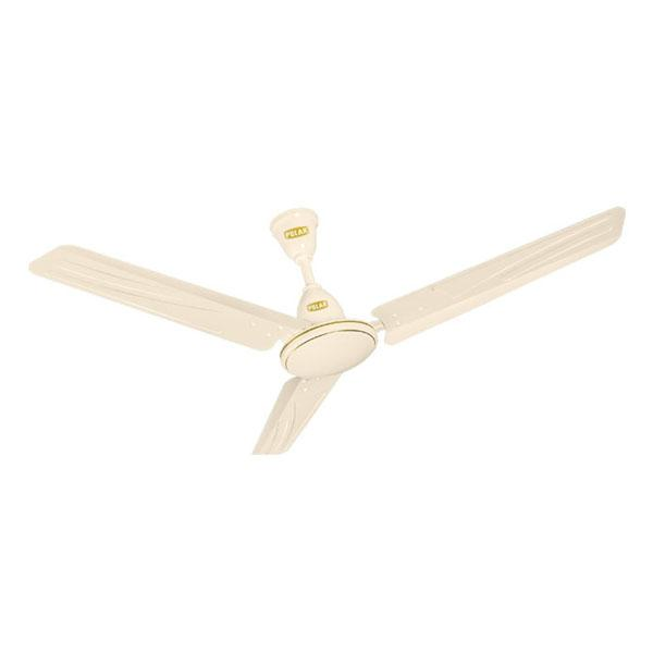 "POLAR Zodiac 48"" High Speed Electric Ceiling Fan - SOFT CREAM"