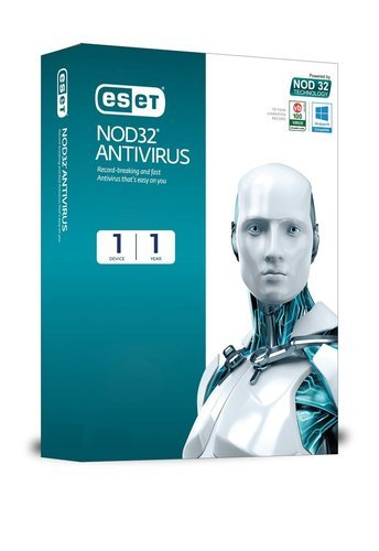 ESET Nod32 Antivirus | 1 user | 1 year