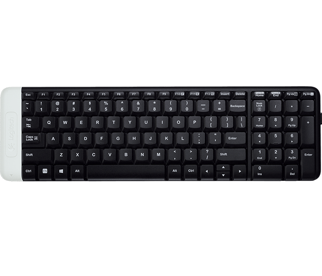 Logitech Keyboard Wireless Keyboard K230 Ap (920-003357)