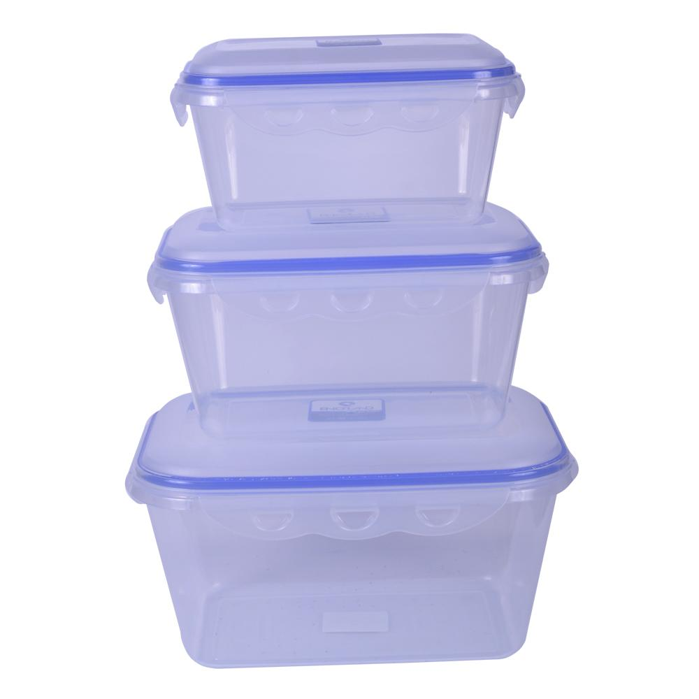 Food Storage Box 3 Pcs Set