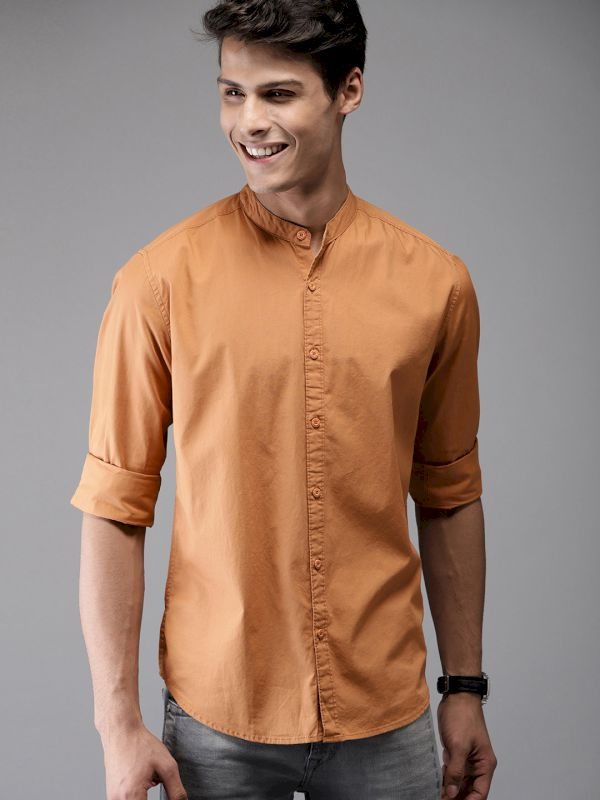 HERE&NOW Men Regular Fit Casual Shirt