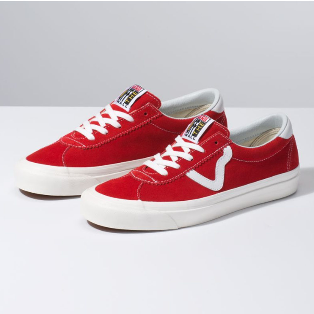 Vans Ua Style 73 Dx(Anaheim Factory) Og Red/Suede 9118