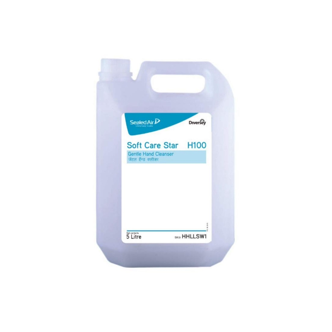 Softcare Star Hand wash