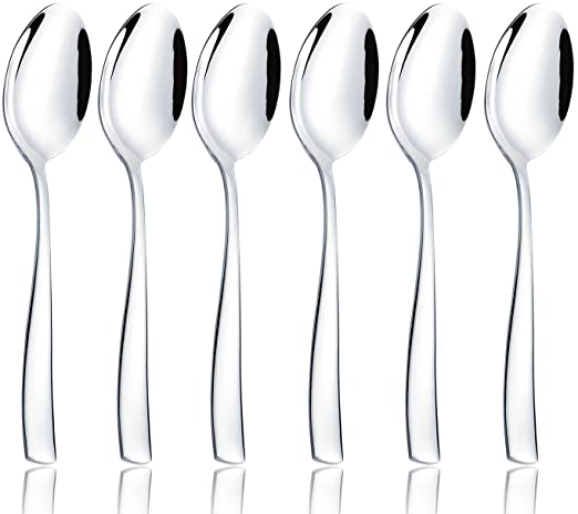 Stainless Steel Tea Spoon Set Of 6 Pieces