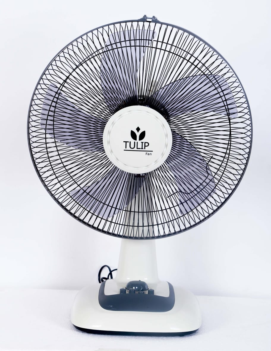 Tulip Premium Table Fan 5 Leaf