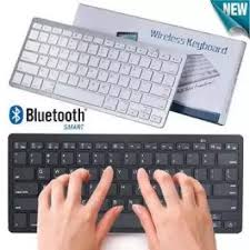 Bluetooth Wireless Multimedia Keyboard