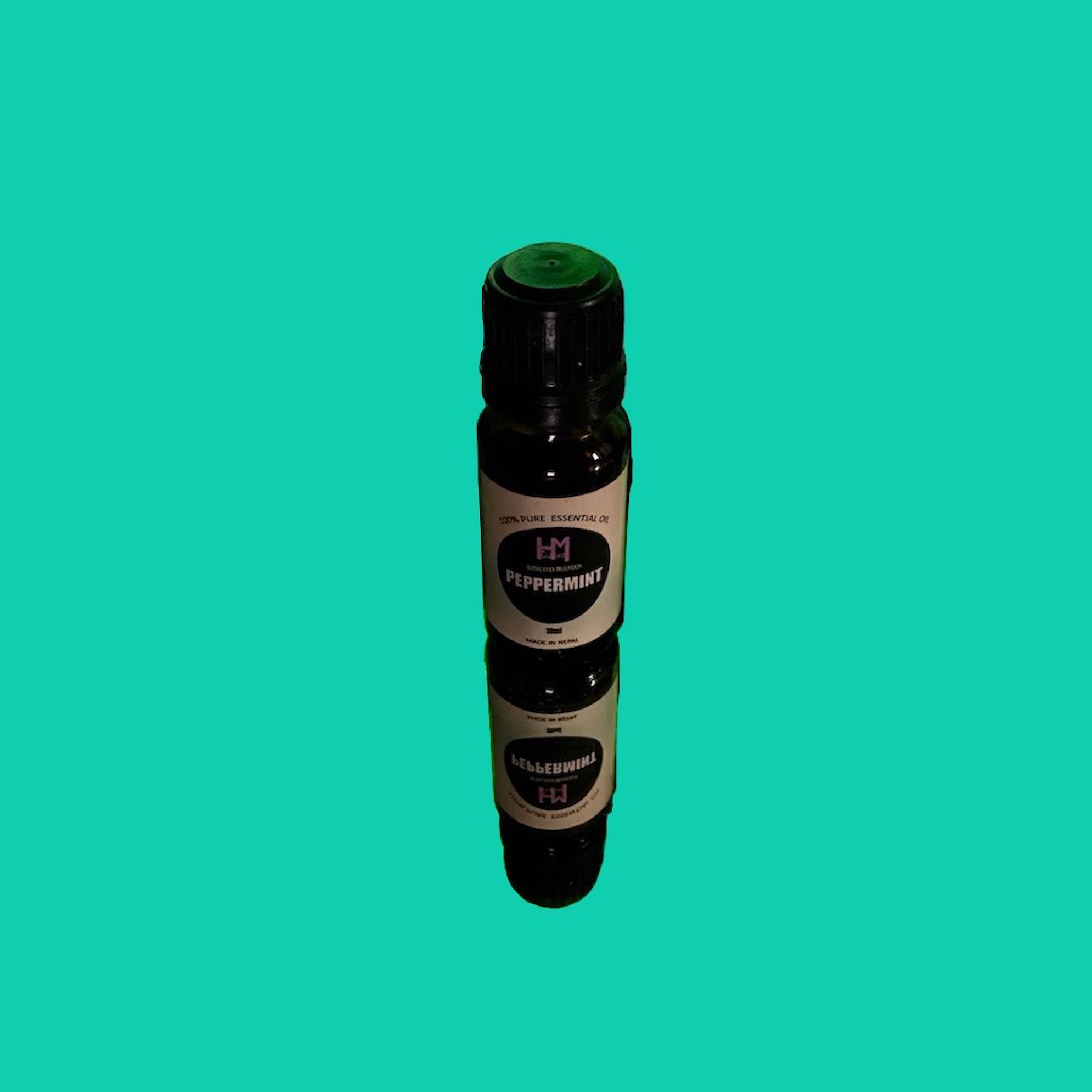 Hm Essence Pure Peppermint Essential Oil - 10ml